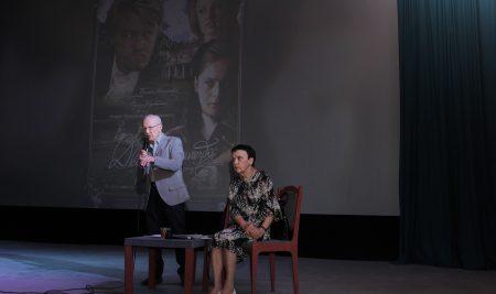 15 мая в рамках кинолектория «Фильмы со смыслом» состоялся показ картины «Дворянское гнездо»