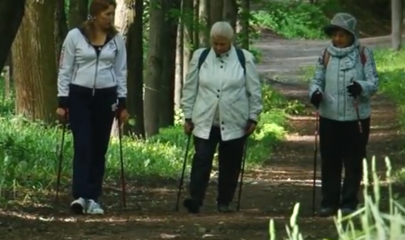 УСП уходит на каникулы, но секция скандинавской ходьбы будет работать (расписание)