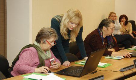 Практическое занятие в «ТНС энерго Нижний Новгород»