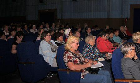 11 сентября состоялся в рамках кинолектория состоялся показ фильма «Джеки»