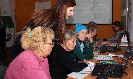 В ПАО «ТНС энерго НН» провели практический семинар для слушателей Университета старшего поколения