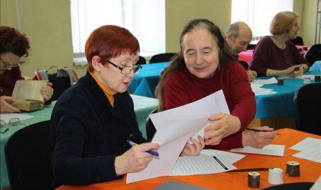 19 марта состоялись лекция по психологии и мастер-класс по каллиграфии