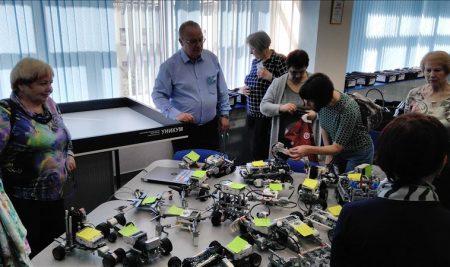 26 апреля состоялась экскурсия в Корпоративный учебный центр ОАО «Алмаз-Антей»