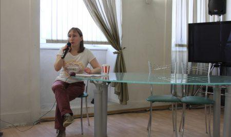 25 апреля состоялась лекция о дизайне интерьеров