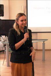 30 апреля состоялась лекция стилиста-имиджмейкера о том, как выглядеть элегантно
