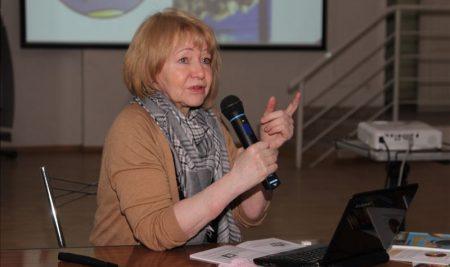 12 апреля состоялась лекция курса «Экология» об изменениях климата