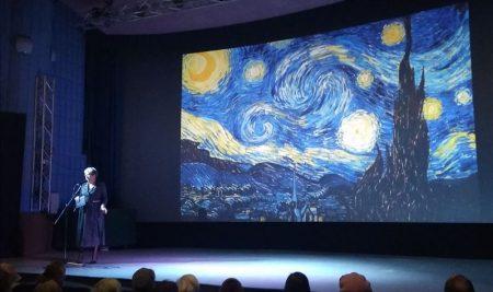 10 апреля состоялся кинопоказ и лекция по экологии