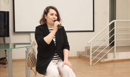 22 мая состоялась лекция о создании базового гардероба