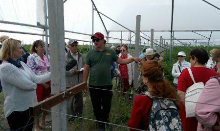 25 июня состоялась экскурсия в город Сергач