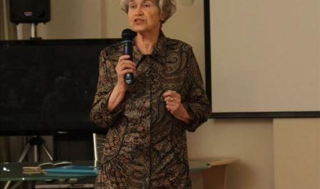25 ноября состоялась лекция о микрофлоре и здоровье изнутри