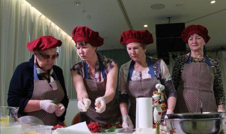 16 марта прошёл кулинарный баттл!