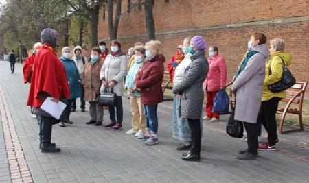 20 октября слушатели Университета старшего поколения вновь проведут экскурсию«Нижний Новгород в Великой Отечественной войне»