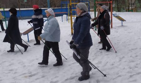 Как правильно дышать и ходить при занятии скандинавской ходьбой