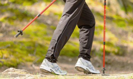 Скандинавская ходьба – это не прогулка с палочками