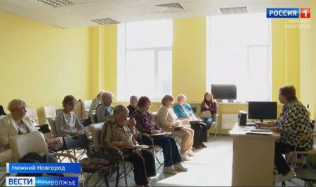 Бесплатные уроки по профилактике деменции проводят в Нижнем Новгороде